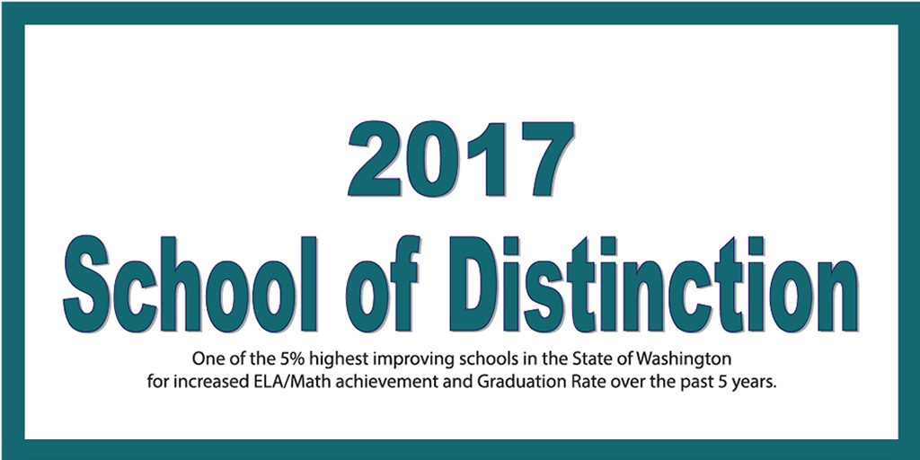 2017 School of Distinction